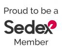 Proud to be a Sedex Member
